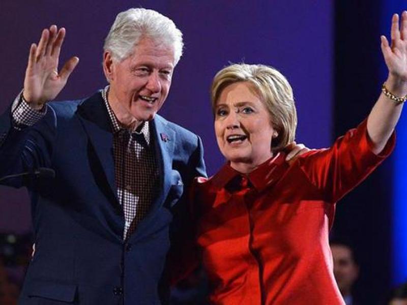 Hillary Clinton asistiráa la investidura de Donald Trump